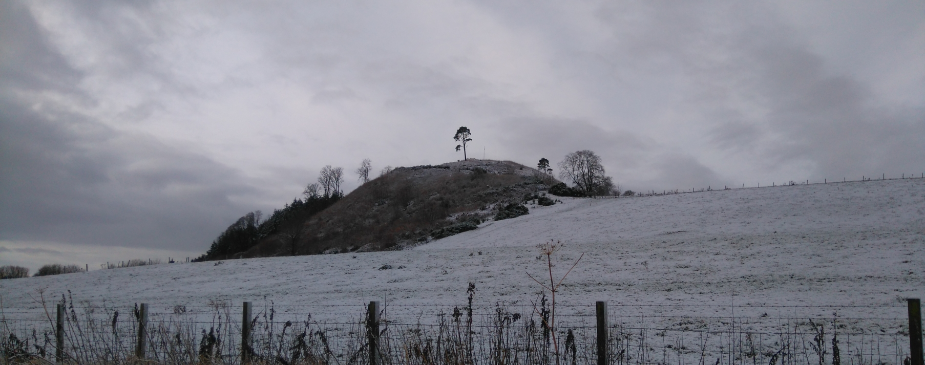 Ormond Hill in Winter